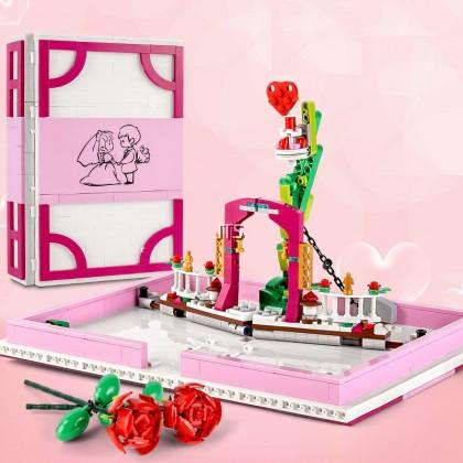 Wedding Proposal Love Book 10022
