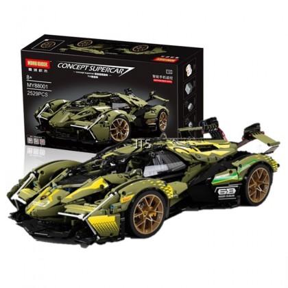 Lamborghini V12 1:8 88001