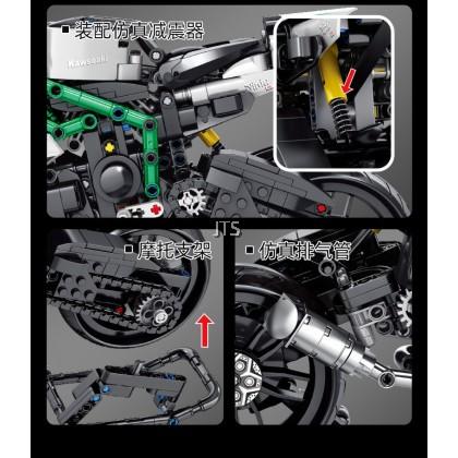 Kawasaki Ninja 672003