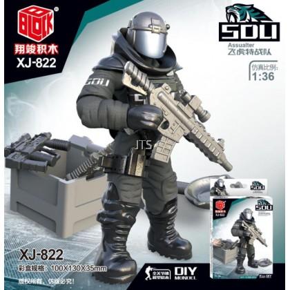 Soli Assaulter 1:36 Minifigures XJ-822