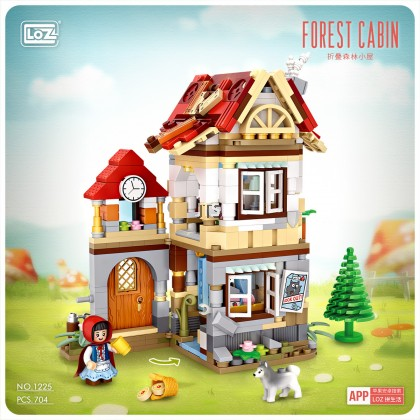 Forest Cabin 1225
