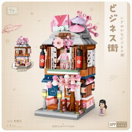Japanese Kimono Boutique 1655