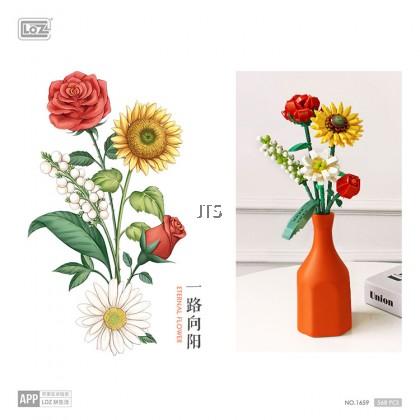 Eternal Flower 1657 1658 1659