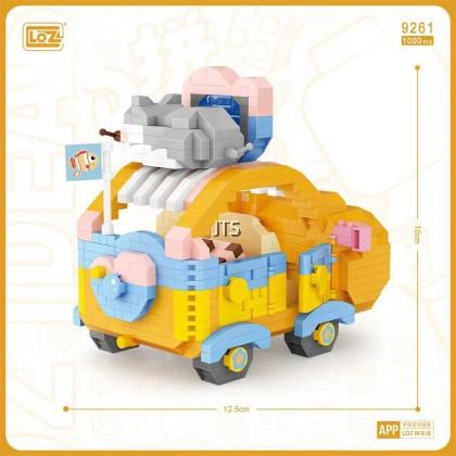 Bear Car 9261