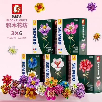 Flower Michelia Fuscata 601233