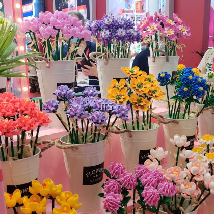 Flower Scawenger 601241