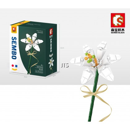 Flower Lily 601242