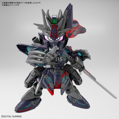 SDW Heroes 06 Sasuke Delta Gundam 61663
