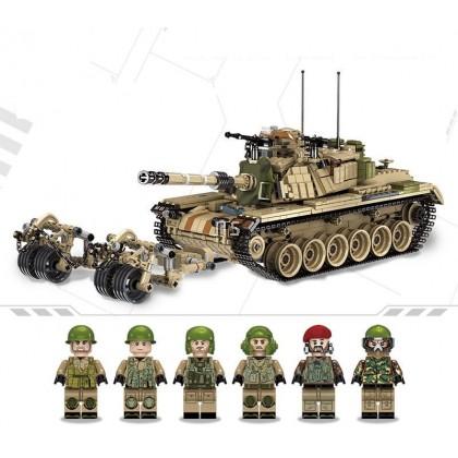 M60Magach Main Battle Tank 632004