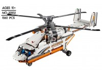 Technic Heavy Lift Helicopter 20002