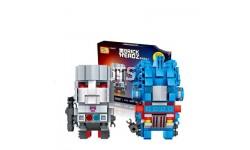 Optimus Prime & Megatron 1707