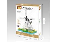 Netherlamgish Windmills 9363