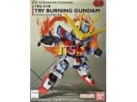 SD Try Burning Gundam 09066