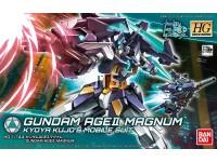 HG 001 Gundam Age II Magnum Kyoya Kujo's Mobile Suit 25725