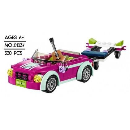 Andrea's Speedboat Transporter 01037