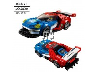 2016 Ford GT & 1966 Ford GT40 28004