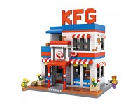 K Fried Chicken Shop 9032