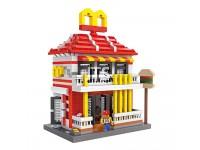 McDonald Fast Food 9035